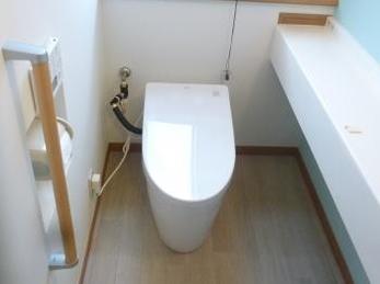トイレが快適になり大満足です!