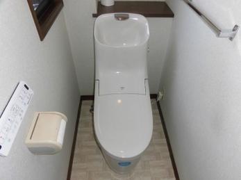 節水性と清掃性が格段に違います。
