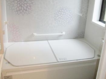 冬場も暖かい浴室に♪