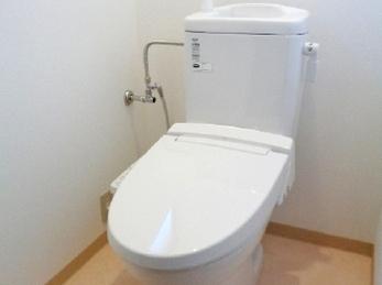 和式トイレから洋式トイレへ!