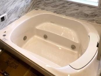 大きいお風呂♪