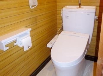 リーズナブルで使い易いトイレ♪