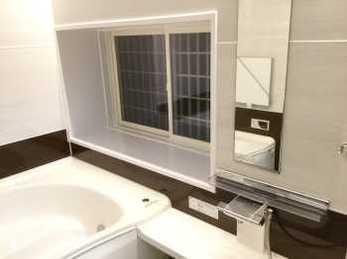 過ごしやすい癒しの浴室