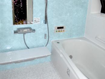 断熱浴槽で光熱費も節約の快適なお風呂