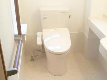 介護に適したトイレへリフォーム