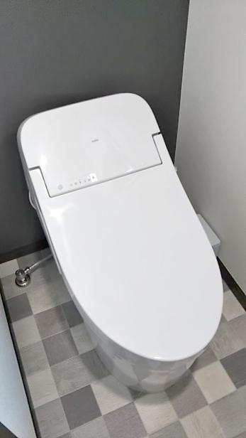 トイレを一新したい!