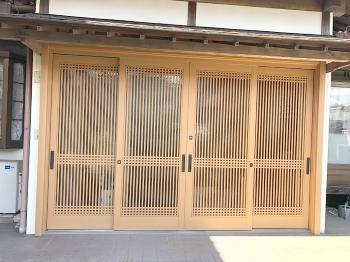 袖ヶ浦市A様邸 玄関リフォーム事例